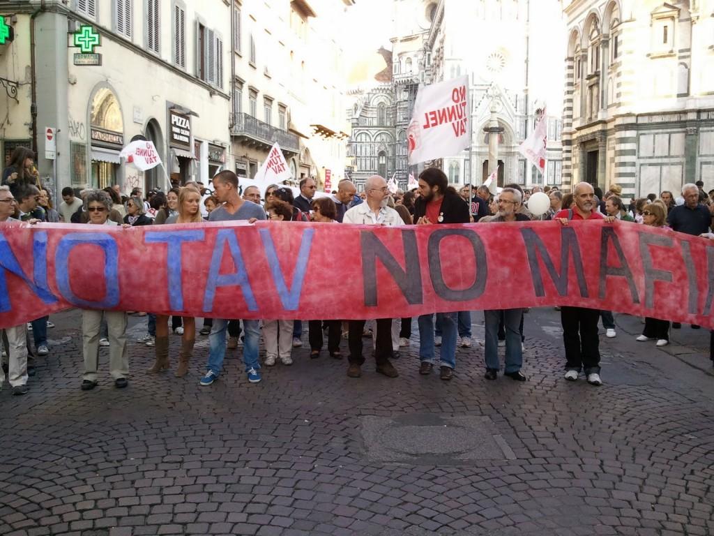 No Tav No Mafia