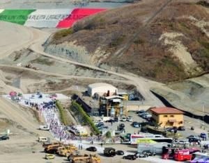 Foto: Il Tirreno, 1 dicembre 2012