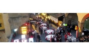ferrari in Ponte Vecchio